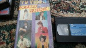 video kaseta poselo godine