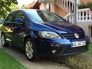 Volkswagen Golf Plus 1.9 (77Kw) 2007god Tek uvezen NOV