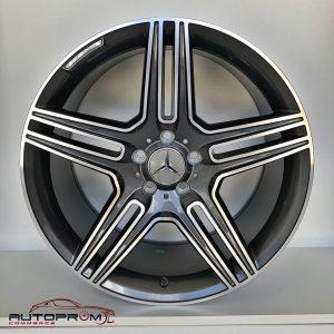 """Alu felge 19"""" Mercedes AMG 5x112 (015) 8,5j + 9,5j"""