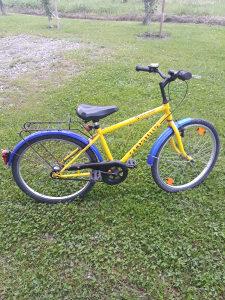 Biciklo sa kontrom gume 24 inca