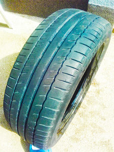 Dvije Auto gume / guma MICHELLIN 205/55 R16