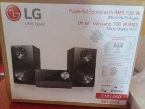 LG Micro Hi-Fi audio (citaj detaljno)