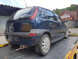 Opel corsa c , 1.2 benzin , bih papiri - dijelovi