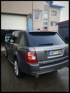 Land Rover Range Rover Sport 3.6 HSE