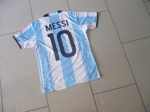 Argentina dres 10 mesi odrasli/jersey argentina messi10