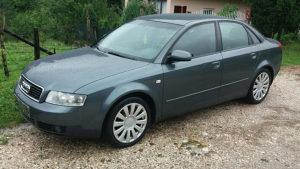 Audi A4 1.9 74 kw