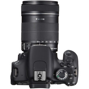 CANON 600d i 18-135mm