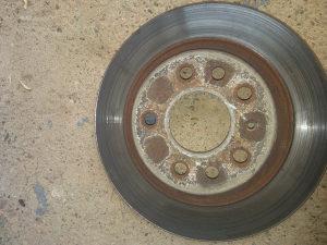 Zadnji disk opel vectra c