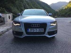 Audi A4 S-line Multitronic F1