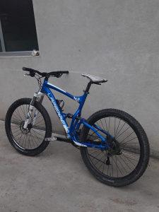 Lapierre full suspension bicikl, bicikli (sram oprema)