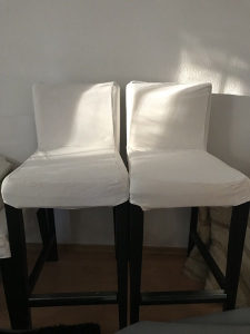 prodajem 4  ikea stolice