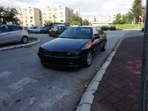 Peugeot 406 sekvent plin