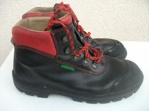Cipele radne sa ojacanjem na prstima