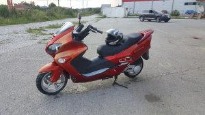 Motor cruiser 125cc