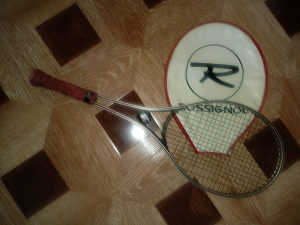 Reket tenis ROSSIGNOL