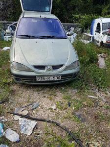 Dijelovi Renault megan 1999 god