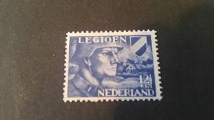 Markica Legionen W2 Nederland čista