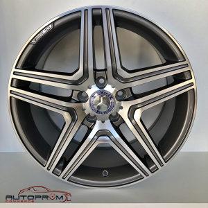 """Alu felge 17"""" Mercedes AMG 5x112 (330) MG"""