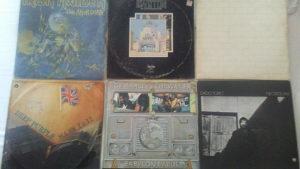 LP ploče... rock