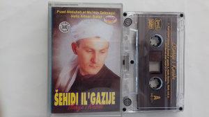 """audio kaseta ŠEHIDI IL"""" GAZIJE"""
