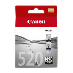 Canon Pixma Black Ink 520
