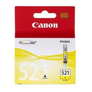 Canon Pixma Yellow Ink