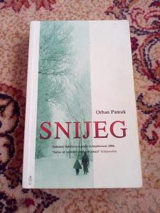Orhan Pamuk, Snijeg