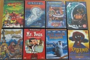 Crtani filmovi DVD 062/325-468