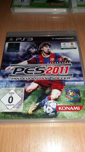 PES 2011 PS3 ORGINAL pes 11