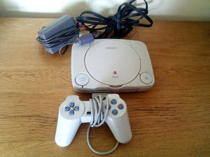 PlayStation 1 PS1 One Slim