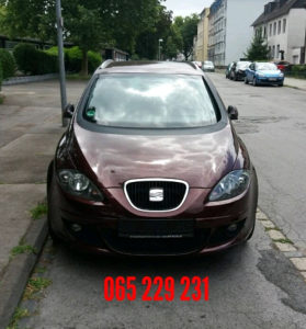 SEAT ALTEA XL dizel 2006.god