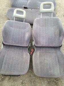 Sjedala Sjedišta Corsa B