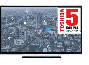 Toshiba LED Smart TV 32W3753DG