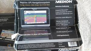 MEDION  md 96190 auto navigacija
