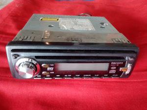 AUTO RADIO audio mp3 cd, SCOTT