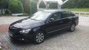 Škoda Superb Elegance 2.0TDCI CR 4X4
