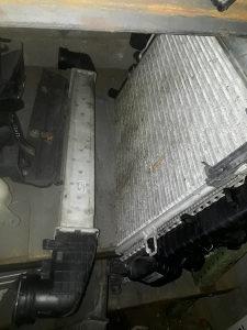 Hladnjak E klasa w211