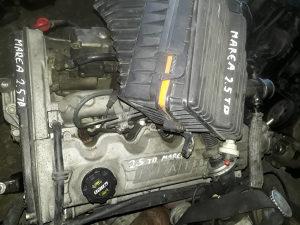 Motor 2.4 td fiat marea