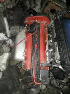 Motor polo GTI 1.6 16v