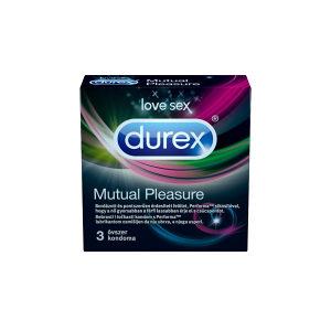 Durex kondomi Mutal Pleasure SEX Pomagala SEX SHOP