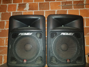 Zvucne kutije PEAVEY i bas binovi KLOTZ MIKRO 400/800w