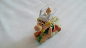 Figura (Astrix Obelix)GOSCHINNY 2007