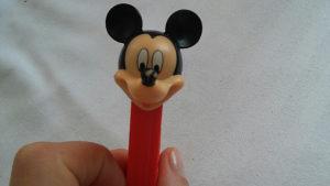 Figura PEZ Miki maus