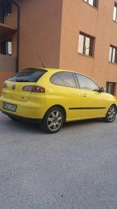 Seat Ibiza 1.9 tdi 2002 registrovan