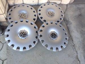 Volkswagen original ratkape 16col