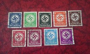 Markice Deutches Reich svastika