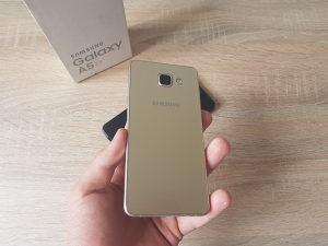 Samsung Galaxy A5 2016 Gold bez packe !
