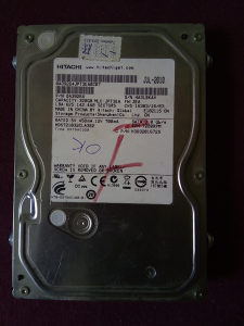 Hard Disk Hitachi 320GB