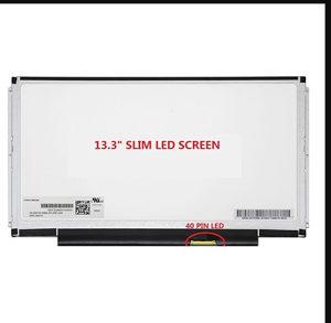 Display 13.3 LED slim 40 pinski