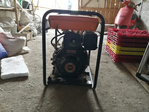 Motorna pumpa Willager WPD 60